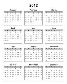 buztown 2012 calendar