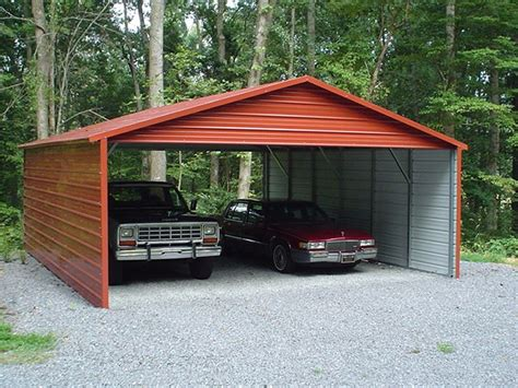 Carports Installed 20 x 31 x 9 metal carport delivered installed two car