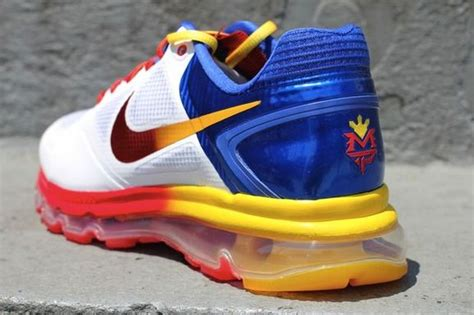 manny pacquiao running shoes manny pacquiao x nike air trainer 1 3 max now available