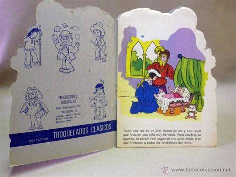 libro la bella durmiente troquelados cuento la bella durmiente troquelados clasico comprar libros de cuentos en todocoleccion