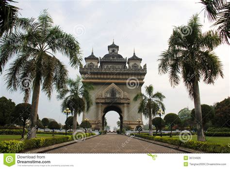 design center vientiane laos royalty free stock image image 36724926