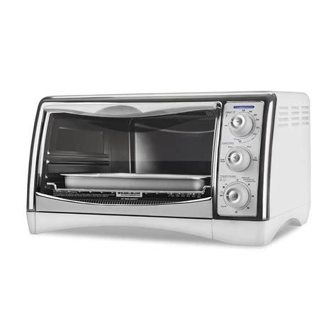 Small White Toaster Oven black decker 97077731m broil countertop oven white