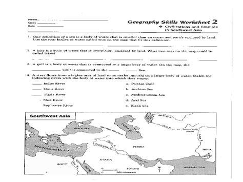 geography worksheets 8th grade geography worksheets humorholics