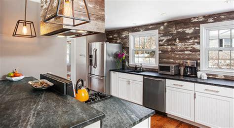 reclaimed wood backsplash backsplashes to pair with soapstone counters kitchen