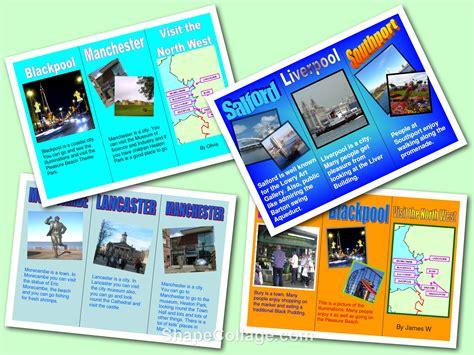 leaflet design ks2 image gallery information leaflet exles ks2