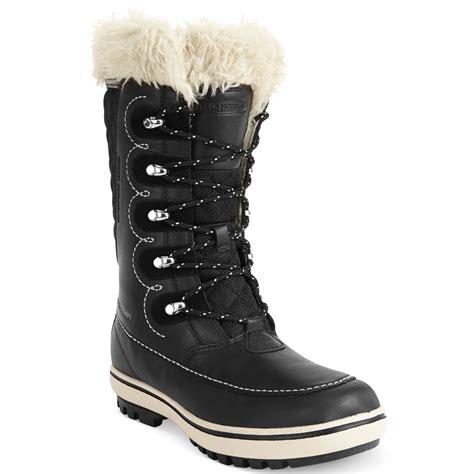 helly hansen boots helly hansen garibaldi boots in black lyst
