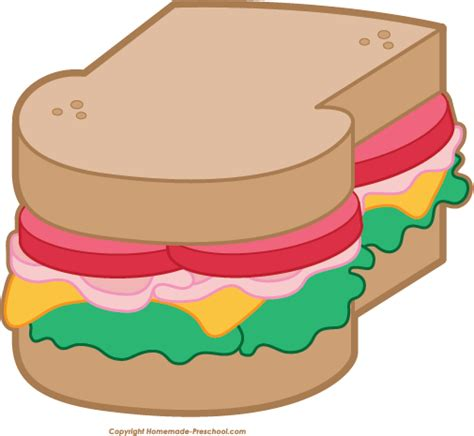 Sandwich Clip by Sandwich Clip Free Clipart Images 3 Cliparting