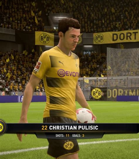 christian pulisic rating christian pulisic fifa rating and avatar are hideous
