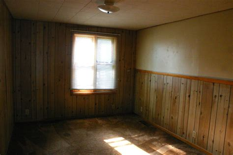 updating wood paneling update wood paneling before and after pictures to pin on