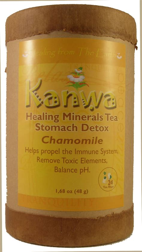 Kanwa Minerals Detox by All Treatment For Ulcers And Stomach Illness Helps