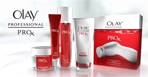 Olay Pro X Clear olay pro x advanced cleansing system in advertising