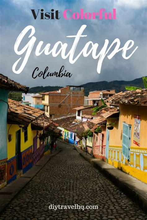 guatape boat tour guatape day trip from medellin color culture diy