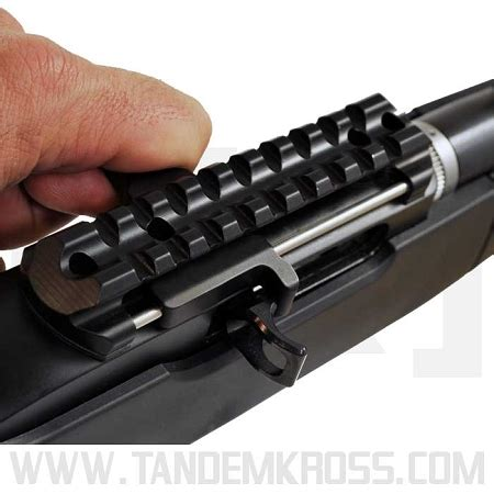 ruger 10/22 charging handle upgrade | tandemkross