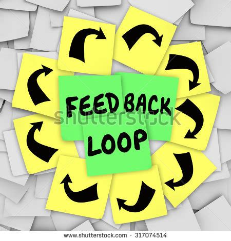 feedback loop stock images, royalty free images & vectors
