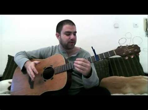 tutorial fingerstyle guitar nathan tutorial moon river fingerstyle guitar w tab youtube
