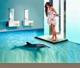 3d Floor Designs awesome 3d epoxy flooring and 3d bathroom floor murals 2017