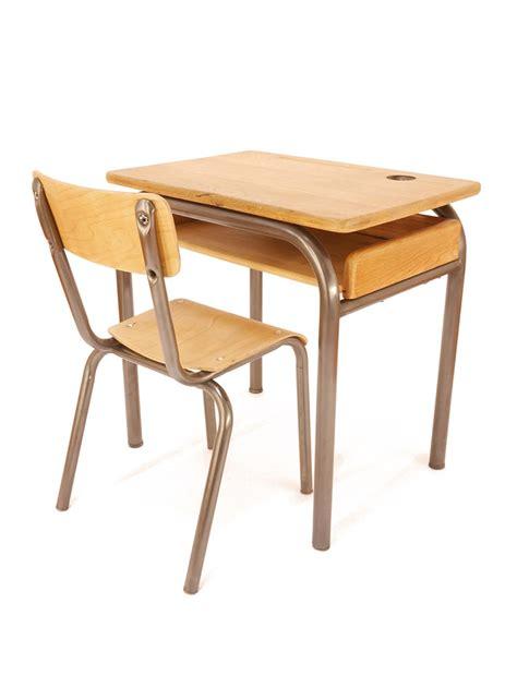 table d ecole chaises d cole ancienne table d cole et sa chaise taille