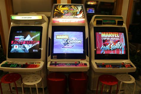 street fighter 3 cabinet blog anthony thomas
