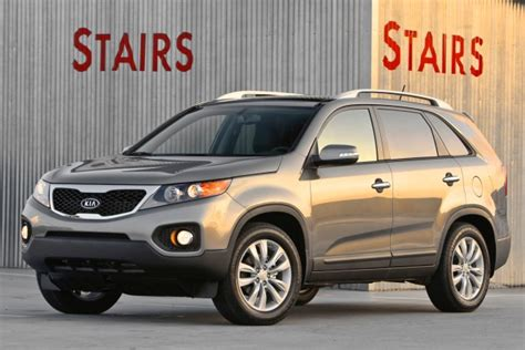 Kia 2011 Sorento Recalls Kia Recalls Nearly 8 000 Sorrento Models Incorrectly