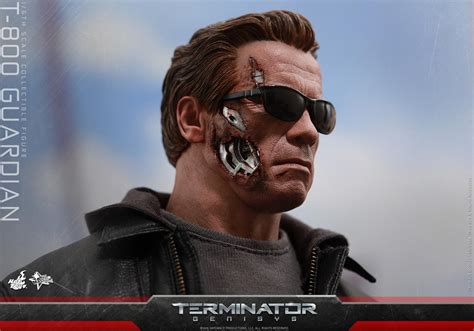 Hottoys Arnold T800 Guardian Ready Toys Terminator Genisys T 800 Guardian