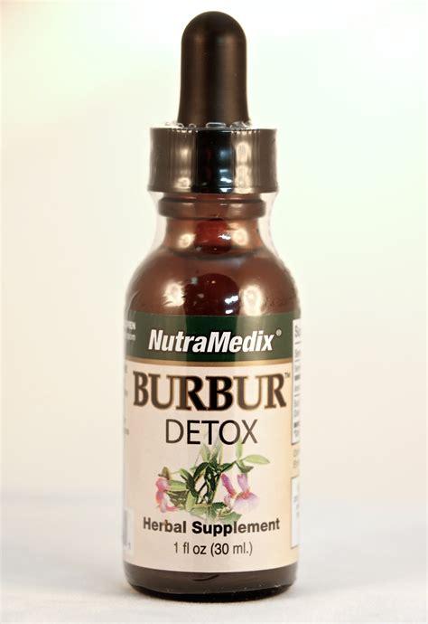 Nutramedix Inc Burbur Detox by Burbur Extract 1oz Organicmd