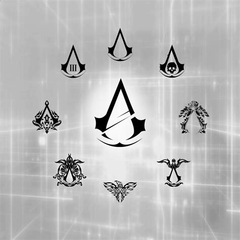 assassins creed tattoo meaning all assassin s creed logos assassin s creed logo brushes