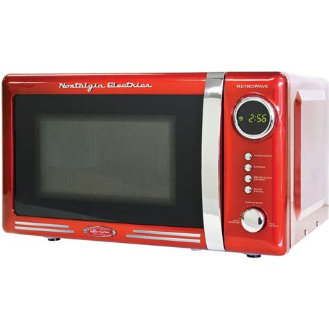 Small Countertop Microwave Ovens by Retro 0 7 Cu Ft Countertop Microwave Compact
