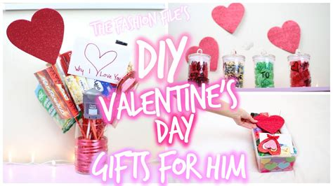 what to buy a on valentines day diy s day gifts for him