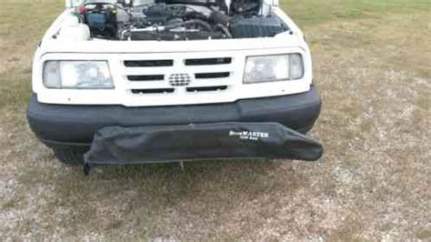 geo tracker 2 door 4x4 1996, purchased in april 011 with