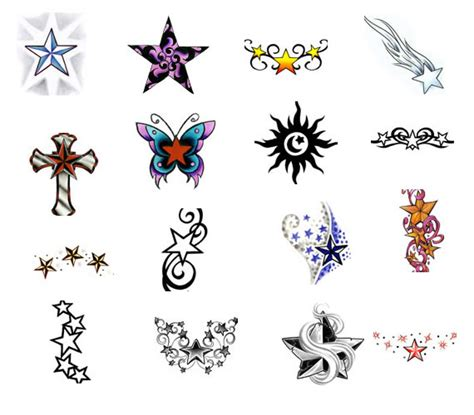 36 amazing star tattoos designs and ideas