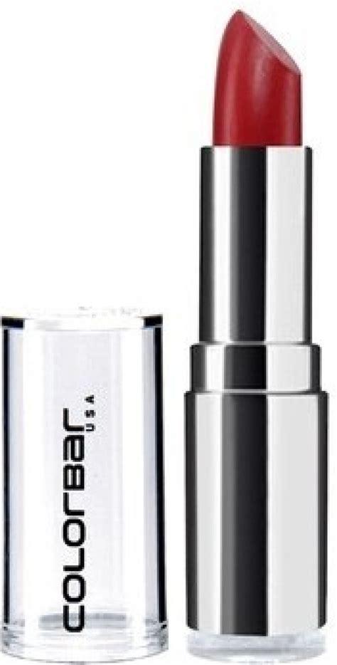 Istimewa Purbasari Lipstick Color Matte Original colorbar velvet matte lipstick price in india buy colorbar velvet matte lipstick in