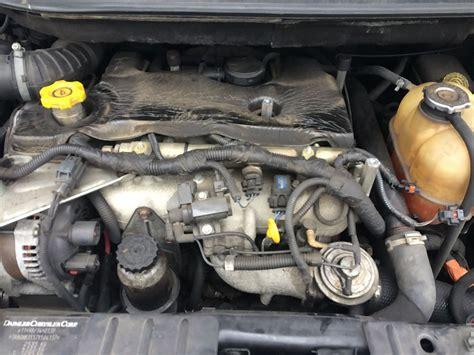 chrysler motor 2 8 crd motor