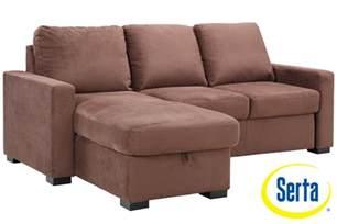 brown futon sofa sleeper chester serta dream sleeper the futon shop