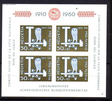 Brief Schweiz Günstig Briefmarken Schweiz Block 17 Pro Patria 1960 Postfrisch G 252 Nstig Kaufen Im Briefmarken Shop