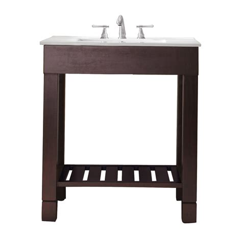 31 inch vanity top with sink 31 inch single sink bathroom vanity with walnut
