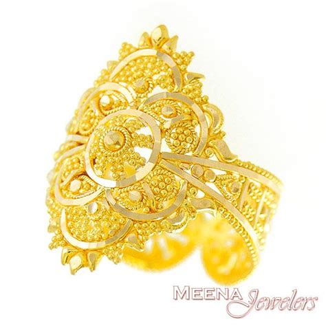 beautiful ring design in gold with 17 best images about beautiful indian jewelry on