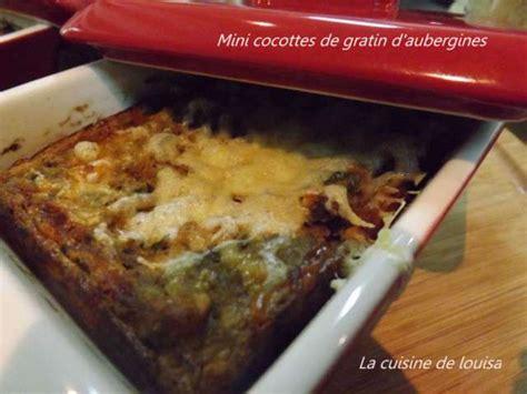 la cuisine de louisa les meilleures recettes de gratin d aubergine