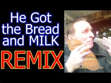 bread and milk song (he got it remix) sung by vic
