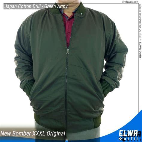 Jaket Levis Jumbo Dan Xxxl new murah jaket bomber cowok jumbo big size xxxl cotton