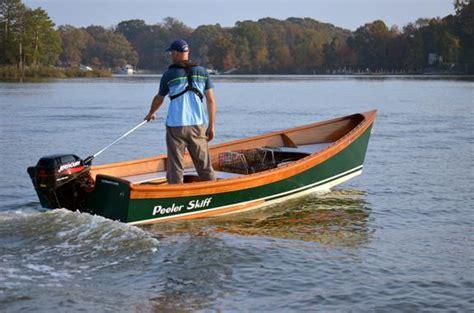 motor boat slang peeler skiff fyne boat kits