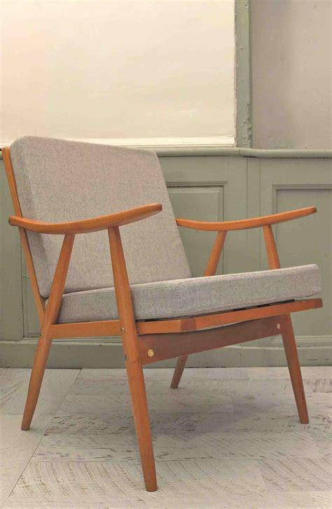 fauteuil style scandinave slavia vintage mobilier vintage fauteuil ton de style scandinave quot faro quot