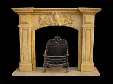 Large Marble Fireplaces by Large Precast Fireplace Buy Fireplaces Marble Fireplaces