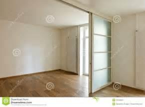 Barn Window Mirror Interior Sliding Door Stock Photo Image 26553980