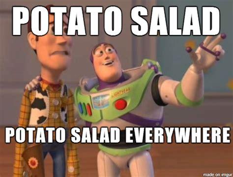 Salad Meme - potato salad has reached 30 000 shittykickstarters