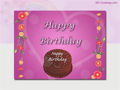 make birthday card with photo birthday cards easyday