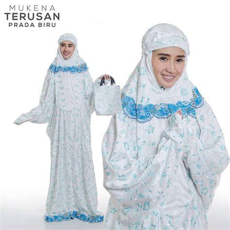 Abaya Mukena Terusan Untuk Sholat mukena dewasa terusan prada baju muslim aisyah