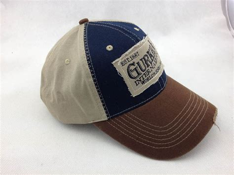 distress washed applique embroidered baseball cap worn out