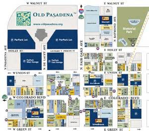 pasadena map pasadena is a great rail destination railpac