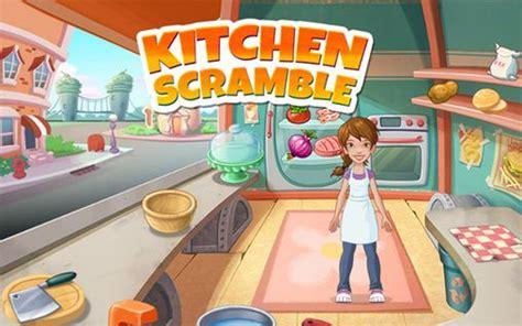 Kitchen Scramble Play by