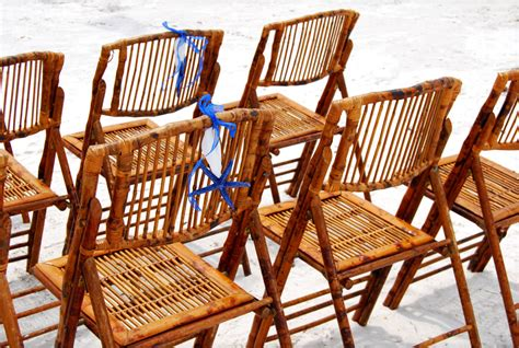 white bamboo wedding chairs discount bamboo chairs